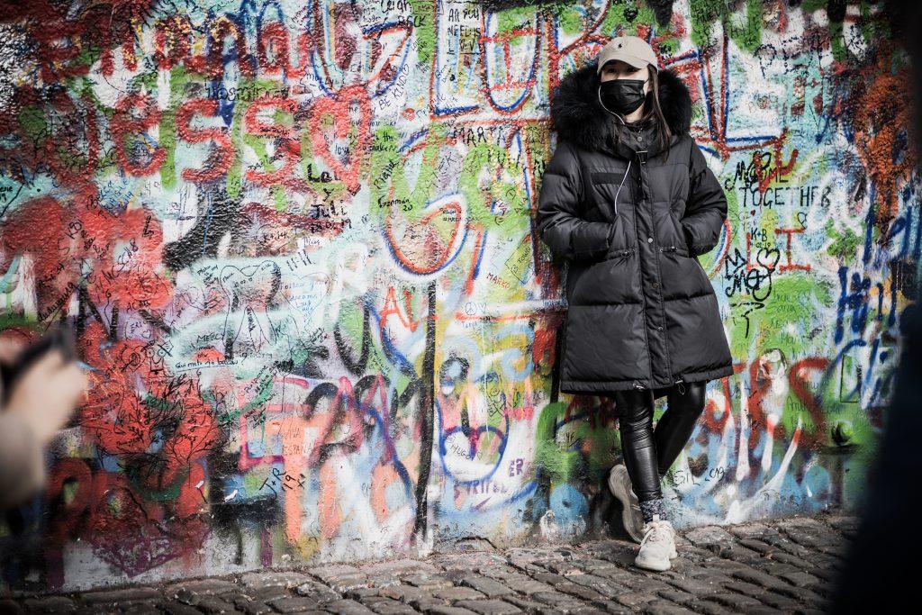 Pražské graffiti